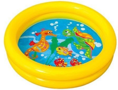Intex My First Inflatable Pool(Yellow)