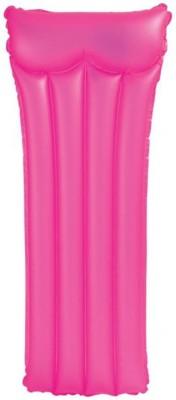 Intex PVC Inflatable Sofa(Color - Pink)