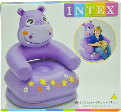Intex Turtle Inflatable Chair(Multicolor)