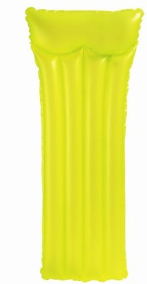 Intex green air mat Inflatable Pool Accessory(Green)