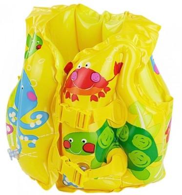 Intex Kids Inflatable Swim Vest(Yellow)