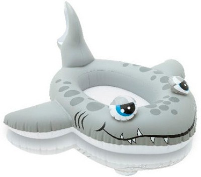 Intex Shark Cruiser Inflatable Pool Float(Grey)