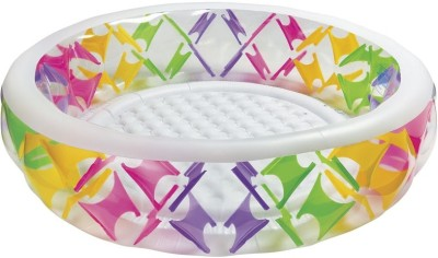 Intex 9998b Inflatable Pool(Multicolor)