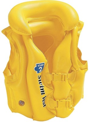 TAG3 Branded Delux Swimming Pool School Children Life Jackets Inflatable Swim Vest