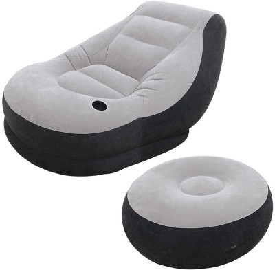 62 Off On Intex Air Lock Extra Comfortable Inflatable