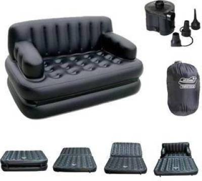 Adil PP 4 Seater Inflatable Sofa