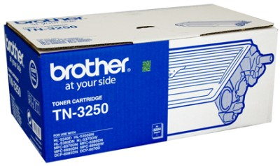Brother TN 3250 Toner cartridge(Black) at flipkart