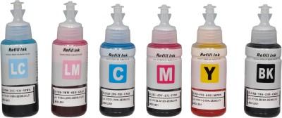 ECO L800,L805.L1800 Epson Tank Printer Multi Color Ink(Black, Magenta, Cyan, Yellow)