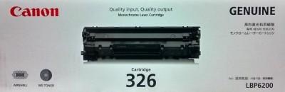 Canon 326 Single Color Toner(Black)