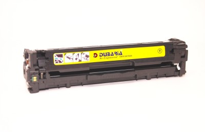 Dubaria Compatible for Canon 418 cartridge for imageCLASS MF8350Cdn, MF8380Cdw, MF8580Cdw Single Color Ink Toner(Yellow) at flipkart