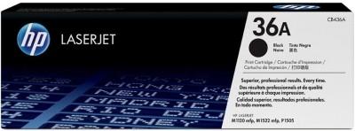 HP 36A Black LaserJet Toner Cartridge HP Toners