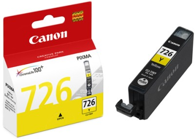 Canon CLI-726Y Ink Tank(Yellow)