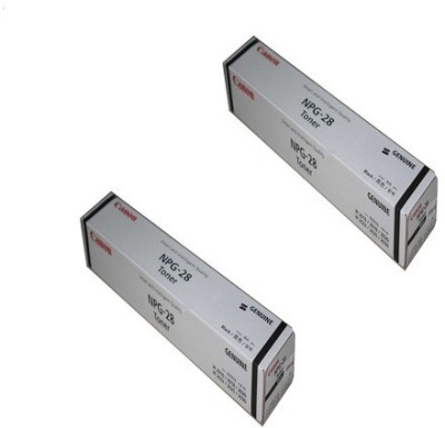 Canon Npg 28 Dual Pack Black Ink Toner Canon Toners