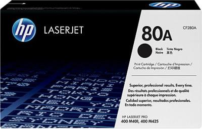 HP 80A LaserJet Toner Cartridge HP Toners