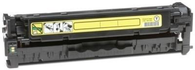 Zilla 318 Single Color Ink Toner(Yellow)