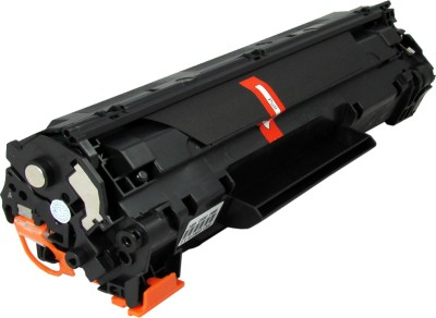 Cartridge House Compatible with HP CC388A Single Color Toner(Black)