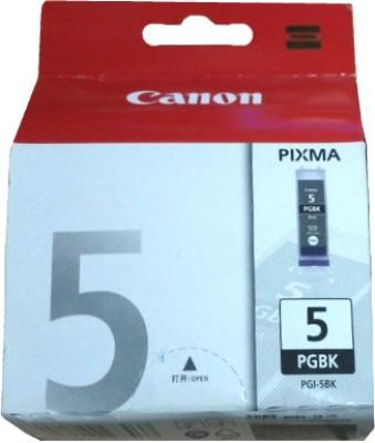 Canon PGI 5 Ink Cartridge(Black) at flipkart