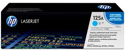 HP Color LaserJet 125A Cyan Toner Cartridge(Cyan) at flipkart