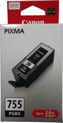Canon Single Color Ink(Black) at flipkart