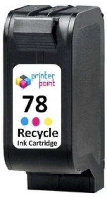 Max 78 TriColor Ink Cartridge Compaitble For HP 78 / C6578DA For Use In HP Deskjet 920c, 930c, 948c, 950c, 955c, 955c-ap, 957c, 957c-ap, 960c, 970cxi, 990cm, 990cxi, 1180c, 1220c, 1220c/ps, 1280, 3820, 6122, 9300, HP Photosmart P1000 Printer HP PSC 750, 950 All-in-One Printers Multi Color Ink Cartri