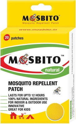 Mosbito Mosquito Patches(100 g, Pack of 20)