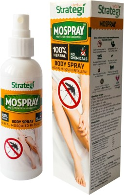 Herbal Strategi Mospray(100 ml, Pack of 1)