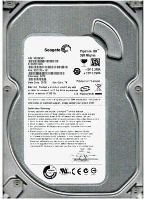Seagate Pipeline HD 320 GB Desktop Internal Hard Disk Drive (ST3320310CS)