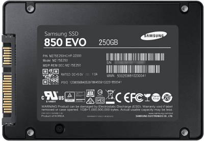 Samsung-850-EVo-(MZ-75E250)-250GB-Internal-SSD