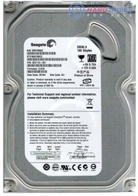 Seagate DB 35.3 160 GB Desktop Internal Hard Disk Drive (IDE Desktop)