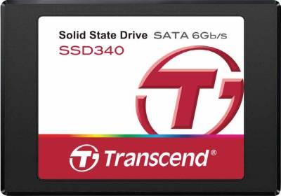 Transcend (TS128GSSD340) SSD 128GB Internal Hard Drive Image