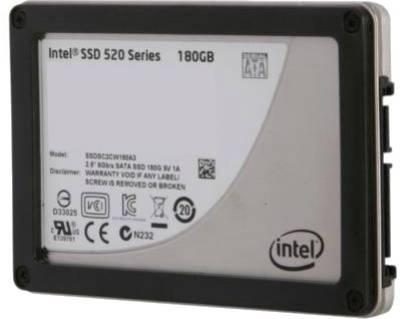 Intel-520-(SSDSC2CW180A310)-180GB-SSD-Internal-Hard-Drive