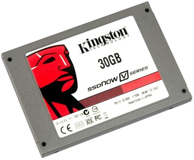 Kingston SSDNow V Series 30 GB Desktop, Laptop Internal Solid State Drive (SNV125-S2/30GB)