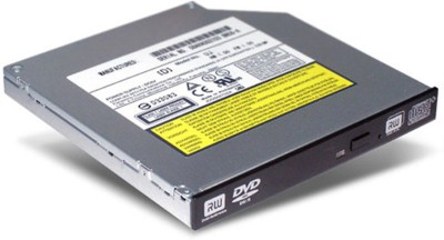 Clublaptop Sata DVD Writer for IBM Laptops DVD Burner Internal Optical Drive(Silver)
