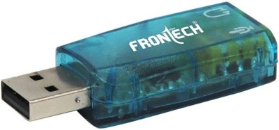 Frontech jil-0815 PCI Internal Sound Card(5.1 Audio Channel)