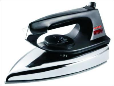 Sameer L/X6 Black Dry Iron (Black)