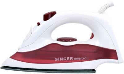 Singer Emerald 1250W Steam Iron Image