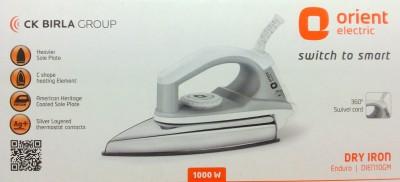Orient Enduro 1000W Dry Iron