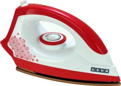 Usha Ei 3302 Gold Dry Iron Red