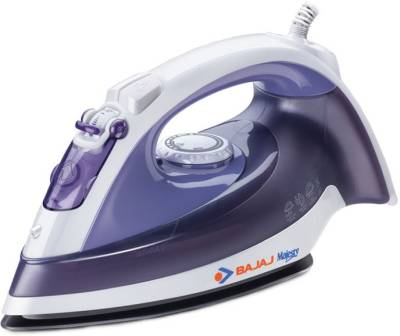 Bajaj Majesty Steam Iron
