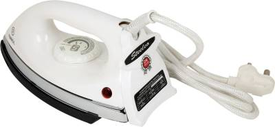 Pankul Steelco Dry Iron (White, Black)
