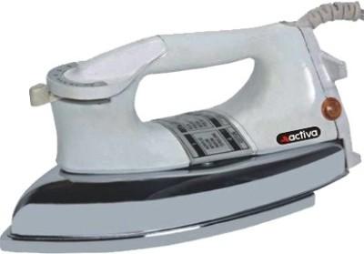 Activa Plancha H/W 750 W Dry Iron(White)