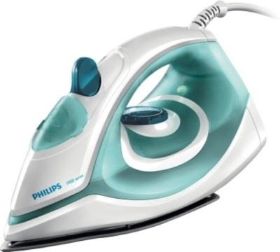 Philips Steam Iron Gc 1022, 1N Steam Iron(Green)