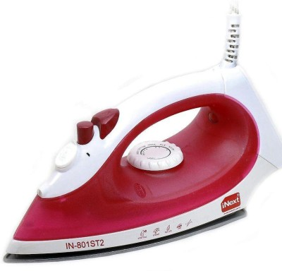 Inext IN 801ST2 1200 W Steam Iron Red Inext Irons