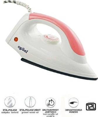 indigo Indigo Pari+ Eveready DL-42 Torch Dry Iron (multi)