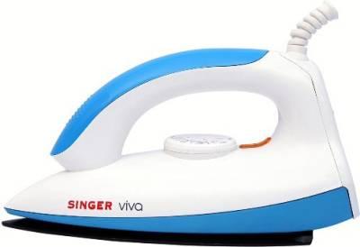 Singer Viva Dry Iron Blue