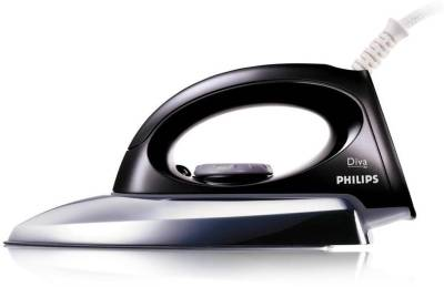 PHILIPS GC83 Dry Iron (BLACK)