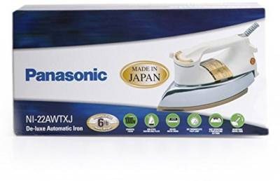 Panasonic-NI-22AWTXJ-Dry-Iron