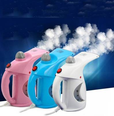 Cubee Portable Handheld Facial Cum Garment Steamer