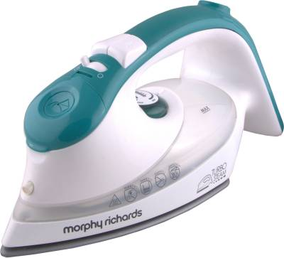 Morphy Richards Turbo Steam Dual Zone Iron Image