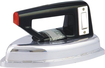 Elvin Romic Classic Light Weight Electric 750 W 450 W Dry Iron(Multicolor, Black) - at Rs 445 ₹ Only